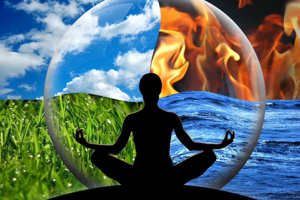 Tantric Awareness of The Five Elements | , Tantric Awareness